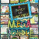 A Bunch of Nonsense: Mega Word Bundle Pack