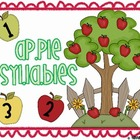 A Bushel of Apples {Apple Syllables!}