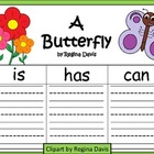 A+ Butterfly... Three Graphic Organizers