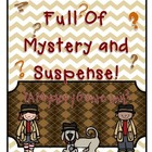 A Case File Full Of Suspense {A Mystery Genre Unit}