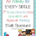 A Center for EVERY 1st Grade Operations &amp; Algebraic Thinki
