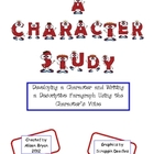 A Character Study- Writing a Paragraph Through Your Charac
