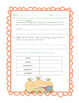 A Charlie Brown Thanksgiving Activity Packet