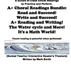 A+ Choral Readings Bundled (Five Favorite Fluency Builders)