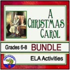 A Christmas Carol Support Materials