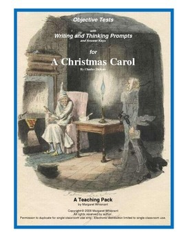 A Christmas Carol     Teaching Pack