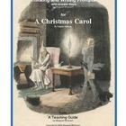 A Christmas Carol Thinking and Writing Prompts