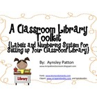 A Classroom Library Toolkit!!
