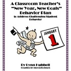 "A Classroom Teacher's ""New Year, New Goals"" Behavior Plan"