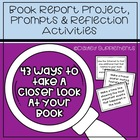 A Closer Look At Your Book - Book Reflection/Report, Creat