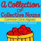 A Collection of Collective Nouns {Common Core Aligned}