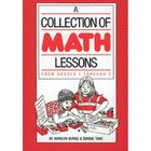 A Collection of Math Lessons Grades 1 thru 3