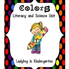 A Color Unit: Literacy, Science and Math