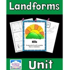 A Complete Landforms Unit