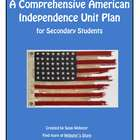 A Comprehensive American Independence Unit Plan