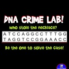 A DNA Crime Lab!