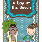 A Day at the Beach Activities & Printables
