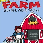 A Day at the Farm w/ Mrs. Wishy Washy