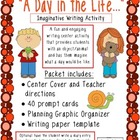 """A Day in the Life"" Imaginative Writing Activity"