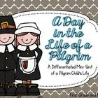 A Day in the Life of a Pilgrim Child