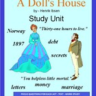 A Doll&#039;s House Drama Study Unit