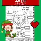 A+ Elf: Label The Parts Of An Elf