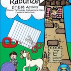 A+ Fairy Tales: Rapunzel STEM Activity...Science, Technolo
