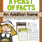 A Feast of Facts - A Game of Five in a Row {FREEBIE}