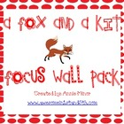 A Fox and a Kit Focus Wall pack