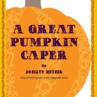A GREAT PUMPKIN CAPER