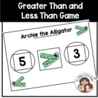A Game for Teaching Greater Than and Less Than