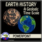 A Geologic Time Scale PowerPoint