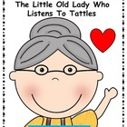 A+ Granny Tattle:  The Little Old Lady Who Listens To Tattles