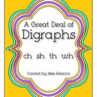 A Great Deal of Digraphs