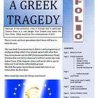 A Greek Tragedy - FOLIO news items &amp; activities