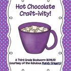 A Hot Chocolate Craft-ivity FREEBIE!