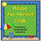 A House for Hermit Crab Guided Reading Unit by Eric Carle 