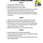 A Job for Jenny Archer Comprehension Questions and Activities