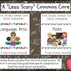 A Less Scary First Grade Common Core - District License