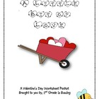 A Little Bit of Love (Valentine Worksheets)