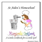 A Little CookBook For A Little Girl