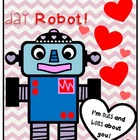 A Love Bot! {A Robot Valentine's Day Craft}