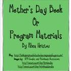 A Mother&#039;s Day Project - Book/Card/Program