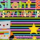 A Mystery in Outer Space: Silent/Magic E  Word Work Practice
