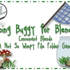 A Not So Wimpy File Folder Game: Going Buggy for Blends