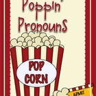 A Not So Wimpy File Folder Game: Poppin&#039; Pronouns