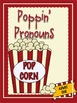 A Not So Wimpy File Folder Game: Poppin' Pronouns