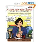 A Note From Your Teacher (Teaching and Learning Company)