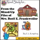 A Novel Study for From the Mixed-Up Files of Mrs. Basil E.
