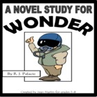 A Novel Study for WONDER, by R.J. Palacio